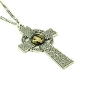 Unisex Celtic Cross Pendant